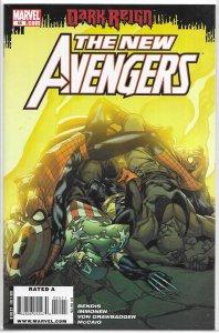 New Avengers (vol. 1, 2005) #55 VF (Dark Reign) Bendis/Immonen