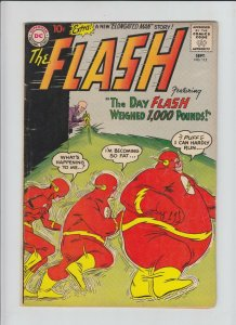 Flash, The (1st Series) #115 FN; DC   2nd Appearance of Elongated Man