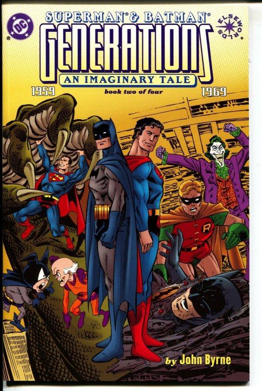 Superman & Batman Generation-Book 2-John Byrne