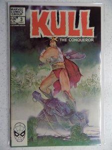 Kull the Conqueror #3 (1983)
