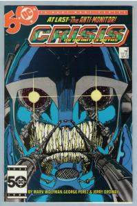 Crisis on Infinite Earths 6 Sep 1985 NM- (9.2)