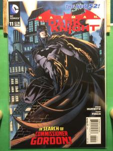 Batman The Dark Knight #11 The New 52