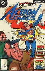Action Comics #486A FN; DC | save on shipping - details inside
