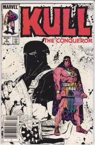 Kull the Conqueror Vol 3 #8