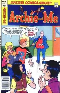 Archie and Me #117, VF+ (Stock photo)