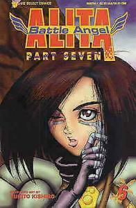 Battle Angel Alita Part 7 #6 FN; Viz | save on shipping - details inside