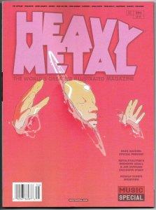 Heavy Metal Magazine #295 Cvr D Megadeth | Slipknot | Mastodon (2019) New!