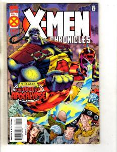 12 Comics Chronicles 2 Clandestine 1 2 X-Men 1 Colossus 2 3 4 Cyclops 1 1-4 CR58