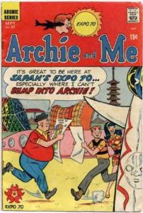 Archie and Me #37, VG+ (Stock photo)