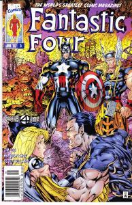 Fantastic Four Vol 2 #3