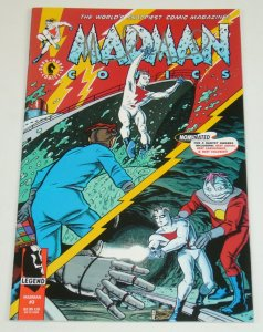 Madman Comics #3 VF; signed by Mike Allred - Dark Horse Comics