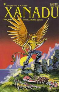 Xanadu (Thoughts And Images) #4 VG; Thoughts And Images | low grade comic - save