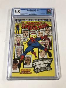 Amazing Spider-Man #121 CGC 8.5
