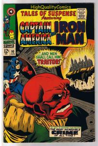 TALES of SUSPENSE #90, VF/NM, Iron Man, Captain America, 1959, more in store