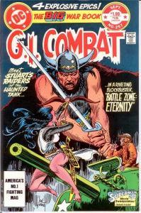 GI COMBAT 257 VF-NM Sept. 1983 COMICS BOOK