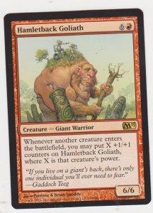 Magic the Gathering: Magic 2013 - Hamletback Goliath