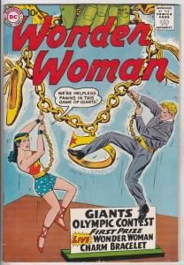 Wonder Woman #106 (May-59) VF/NM High-Grade Wonder Woman