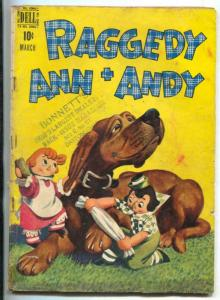 Raggedy Ann And Andy #22 1948- Dell Golden Age G