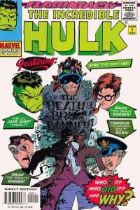 Incredible Hulk (1968 series) #-1, NM + (Stock photo)