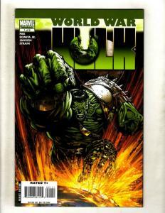 12 Comics World War Hulk #1 2 3 4 New Avengers # 21 22 Eternals # 1 4 5 6 7 J363