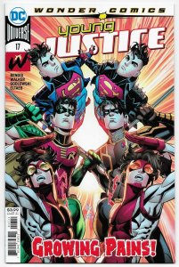 Young Justice #17 Main Cvr (DC, 2020) NM