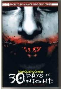 30 DAYS of NIGHT, TPB, GN, NM,Vampires, 2007, unread,Steve Niles,Ben Templesmith