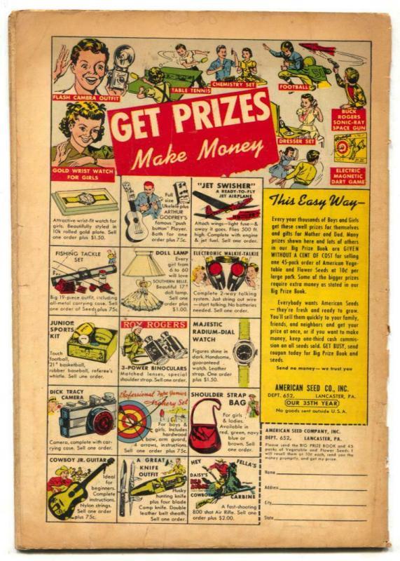 Combat #9 1953- COMBAT CASEY- Atlas reading copy