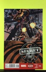 Secret Avengers #15 (2014)