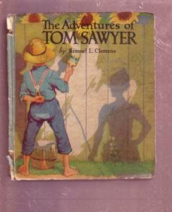 THE ADVENTURES OF TOM SAWYER SAMUEL CLEMENS #1058 BLB G-