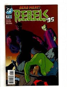 R.E.B.E.L.S. #7 (1995) OF33