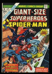 Giant-Size Super-Heroes #1 FN+ 6.5