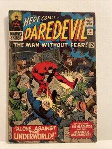 Daredevil #19 Daredevil Vs. The Gladiator