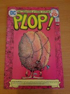 Plop! #7 ~ FINE - VERY FINE VF ~ (1974, DC Comics)