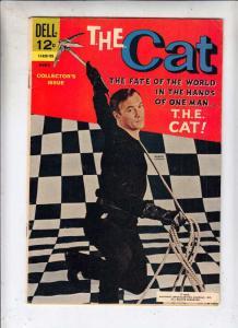 T.H.E. Cat #1 (Mar-67) VF High-Grade The Cat