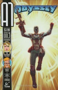 A1 (4th Series) #3C VF/NM; Titan | save on shipping - details inside