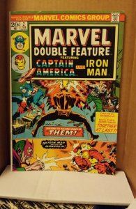 Marvel Double Feature #2 (1974)