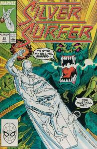 Silver Surfer, The (Vol. 3) #23 FN; Marvel | save on shipping - details inside