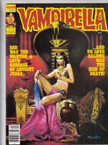 Vampirella Magazine #99 (Sep-81) NM- High-Grade