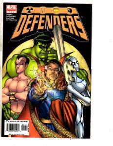 Lot Of 7 Marvel Comics Defenders 1 2 3 4 + Wonder Man 1 2 + Deathlok 11 GM14