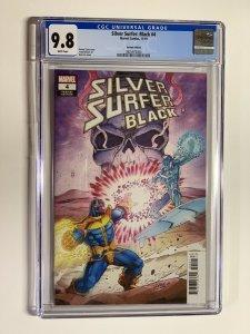Silver Surfer Black 4 cgc 9.8 ron lim variant