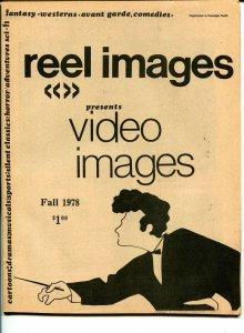 Reel Images-Fall 1978-VHS & Beta film tape catalog-FN