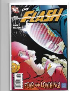 The Flash #238 (2008) 1st Appearance of Spin! Flash Season 5 TV confirmed NM/NM+