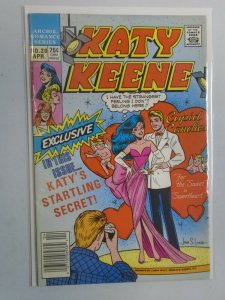 Archie Comics Katy Keene Special #20 6.0 FN (1987 Archie Comics)