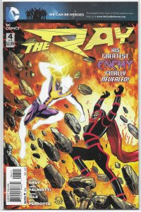 Ray   vol. 3   #4 of 4 VF/NM