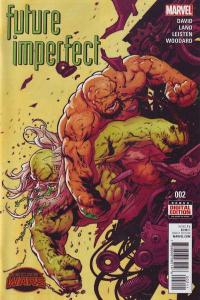 Future Imperfect #2, VF+ (Stock photo)