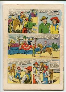 GENE AUTRY'S CHAMPION #5-1952-DELL-WESTERN-HORSE COMIC-MOVIE-TV-vg+