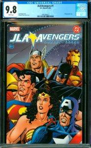 JLA and Avengers #1 CGC 9.8