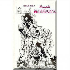 Nomads of Antiquity, The #1 VF; M.E | save on shipping - details inside