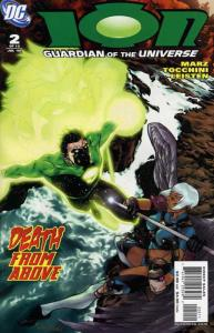 Ion #2 VF/NM; DC | save on shipping - details inside
