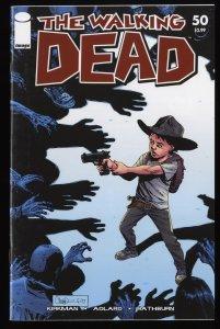 Walking Dead #50 NM- 9.2